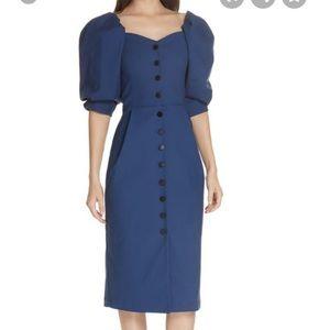 Sea Lennox puff dress